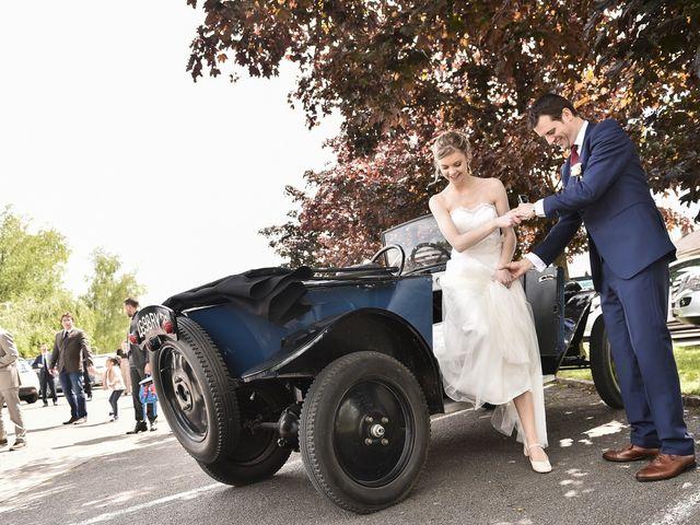 Le mariage de Vincent et Laetitia à Chevigny-Saint-Sauveur, Côte d'Or 37