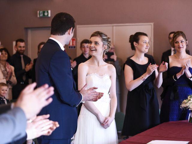 Le mariage de Vincent et Laetitia à Chevigny-Saint-Sauveur, Côte d'Or 41