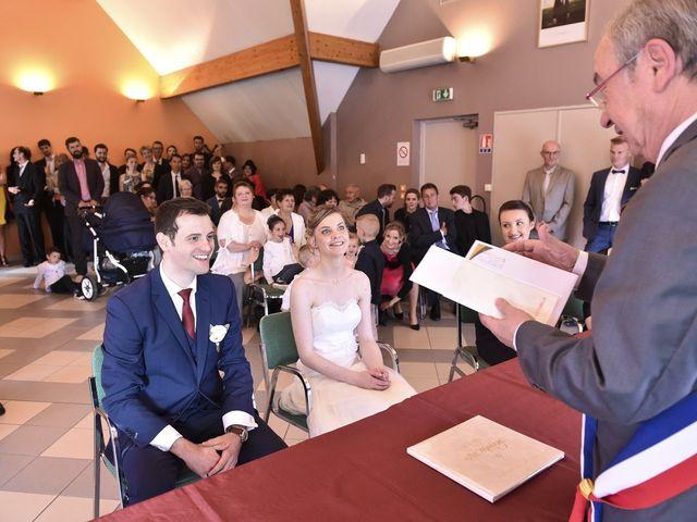 Le mariage de Vincent et Laetitia à Chevigny-Saint-Sauveur, Côte d'Or 47