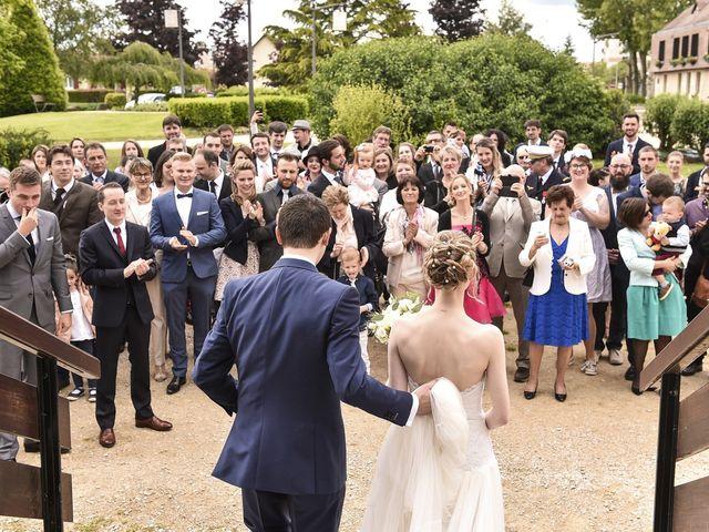 Le mariage de Vincent et Laetitia à Chevigny-Saint-Sauveur, Côte d'Or 50