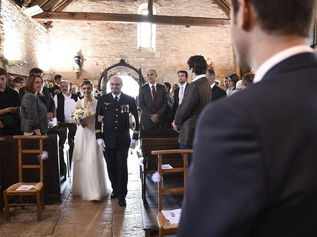 Le mariage de Vincent et Laetitia à Chevigny-Saint-Sauveur, Côte d'Or 60