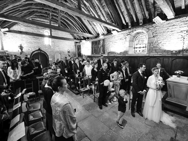 Le mariage de Vincent et Laetitia à Chevigny-Saint-Sauveur, Côte d'Or 75