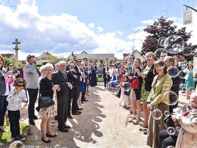 Le mariage de Vincent et Laetitia à Chevigny-Saint-Sauveur, Côte d'Or 78