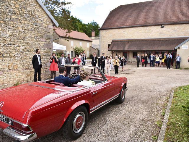 Le mariage de Vincent et Laetitia à Chevigny-Saint-Sauveur, Côte d'Or 87