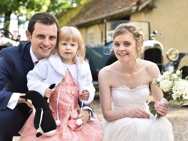 Le mariage de Vincent et Laetitia à Chevigny-Saint-Sauveur, Côte d'Or 90