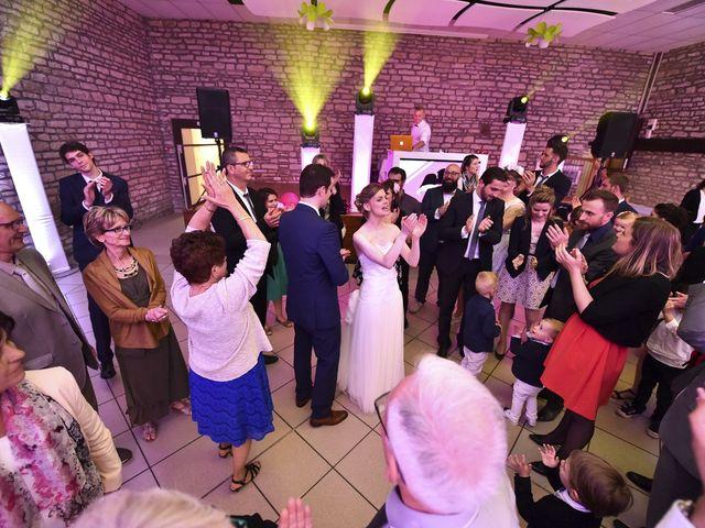 Le mariage de Vincent et Laetitia à Chevigny-Saint-Sauveur, Côte d'Or 100