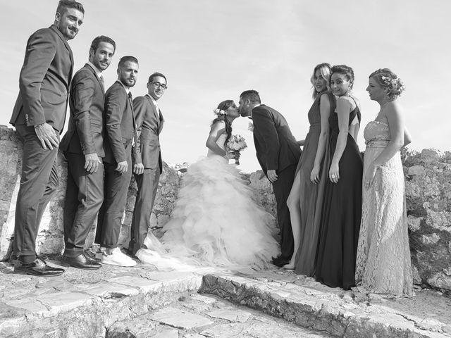 Le mariage de mickaël et audrey à Saint-Paul, Alpes-Maritimes 1