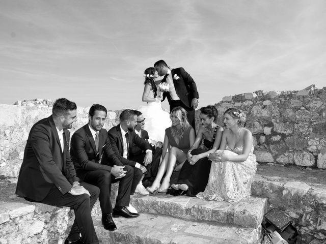 Le mariage de mickaël et audrey à Saint-Paul, Alpes-Maritimes 2