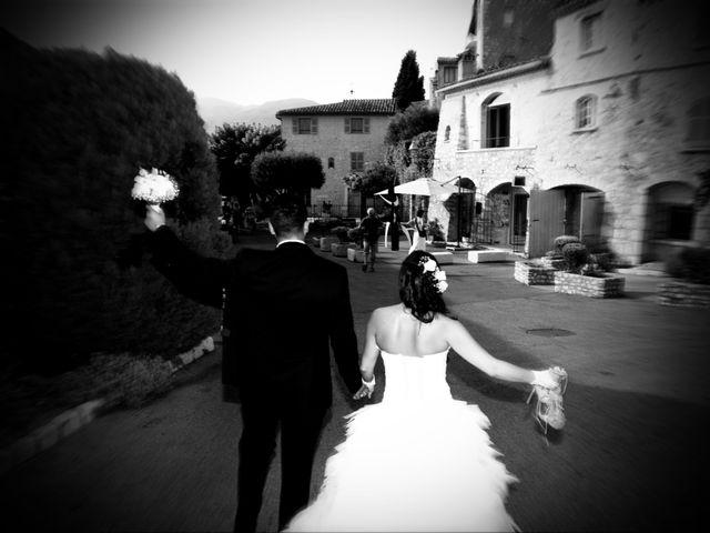 Le mariage de mickaël et audrey à Saint-Paul, Alpes-Maritimes 5