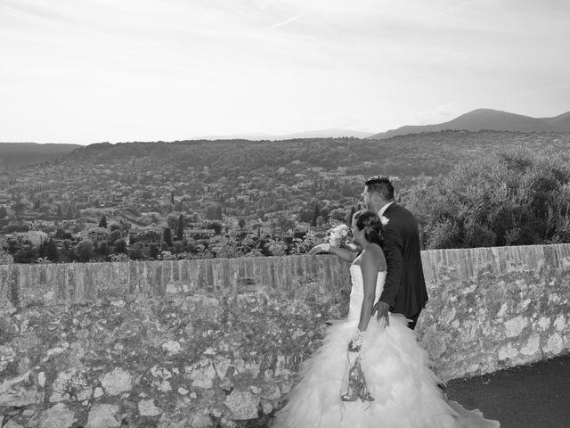 Le mariage de mickaël et audrey à Saint-Paul, Alpes-Maritimes 7
