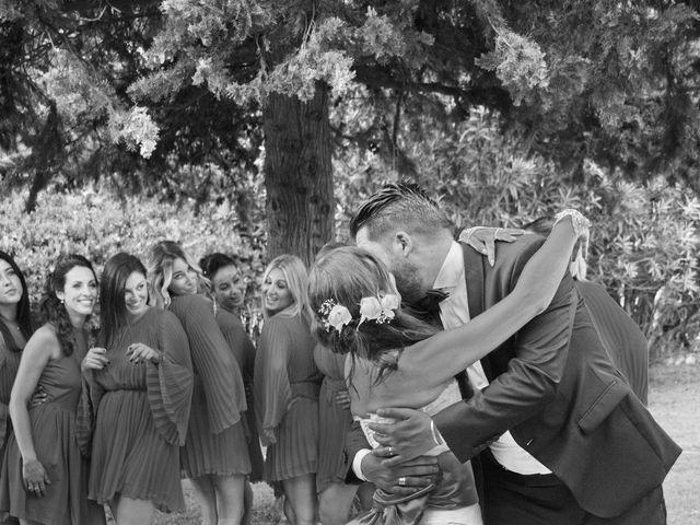 Le mariage de mickaël et audrey à Saint-Paul, Alpes-Maritimes 11