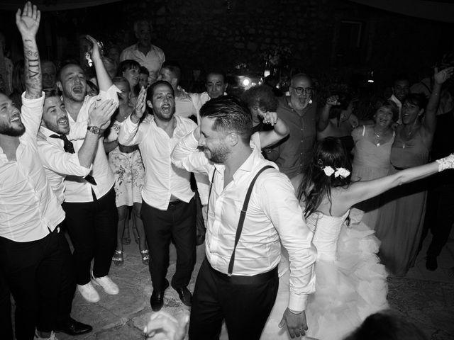 Le mariage de mickaël et audrey à Saint-Paul, Alpes-Maritimes 17
