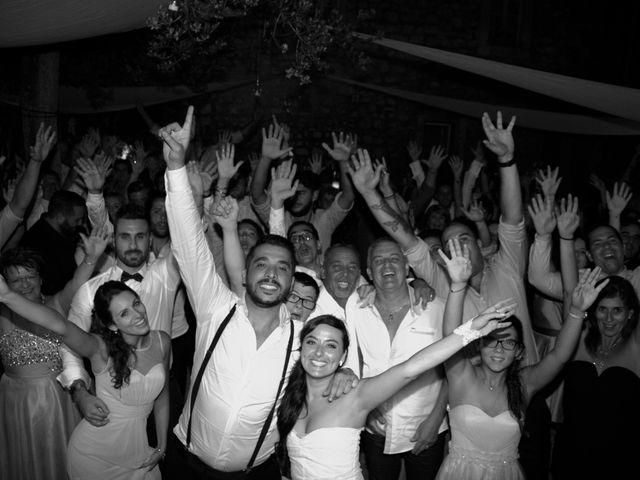 Le mariage de mickaël et audrey à Saint-Paul, Alpes-Maritimes 18