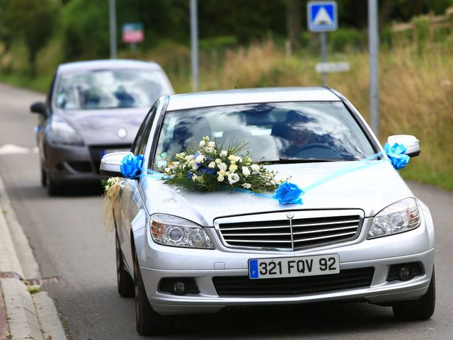 Le mariage de Alex et Charlène à Saint-Pierre-Langers, Manche 3