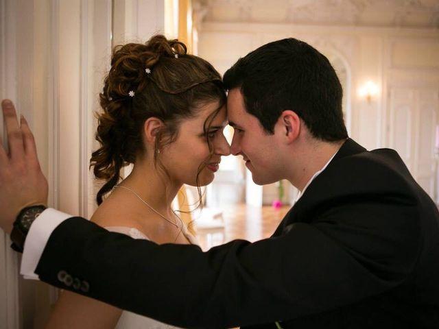 Le mariage de Michael et Jessica à Brunoy, Essonne 8