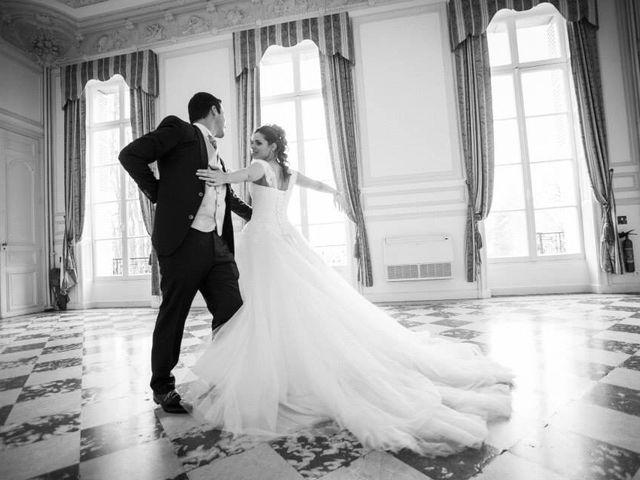 Le mariage de Michael et Jessica à Brunoy, Essonne 10