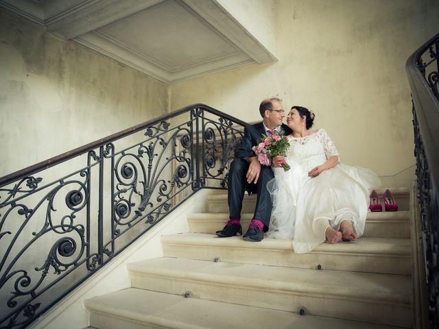 Le mariage de Patrice et Mélanie à Aucamville, Tarn-et-Garonne 11