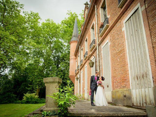 Le mariage de Patrice et Mélanie à Aucamville, Tarn-et-Garonne 25