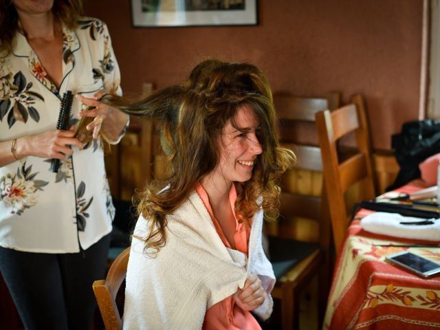 Le mariage de Stéphane et Claudia à Giroussens, Tarn 1
