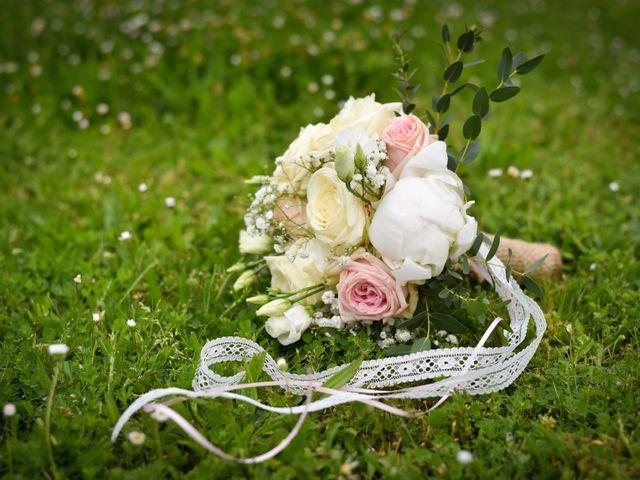 Le mariage de Stéphane et Claudia à Giroussens, Tarn 2