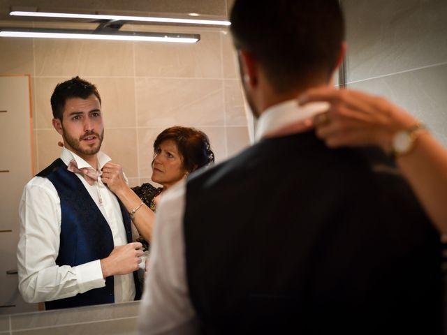 Le mariage de Stéphane et Claudia à Giroussens, Tarn 8