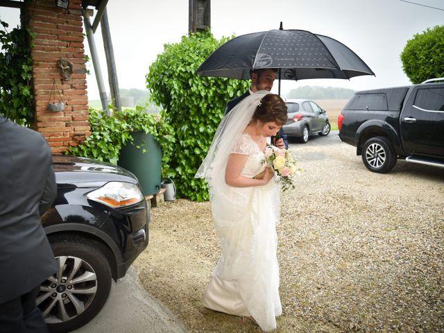 Le mariage de Stéphane et Claudia à Giroussens, Tarn 20