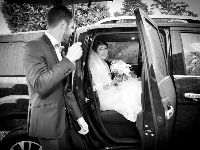 Le mariage de Stéphane et Claudia à Giroussens, Tarn 21