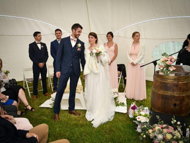 Le mariage de Stéphane et Claudia à Giroussens, Tarn 35