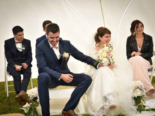 Le mariage de Stéphane et Claudia à Giroussens, Tarn 36
