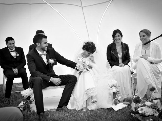 Le mariage de Stéphane et Claudia à Giroussens, Tarn 37