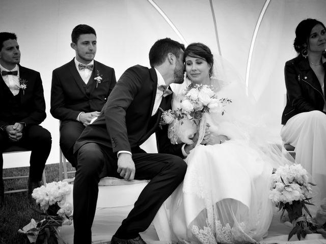 Le mariage de Stéphane et Claudia à Giroussens, Tarn 39