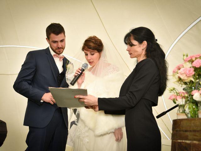 Le mariage de Stéphane et Claudia à Giroussens, Tarn 42