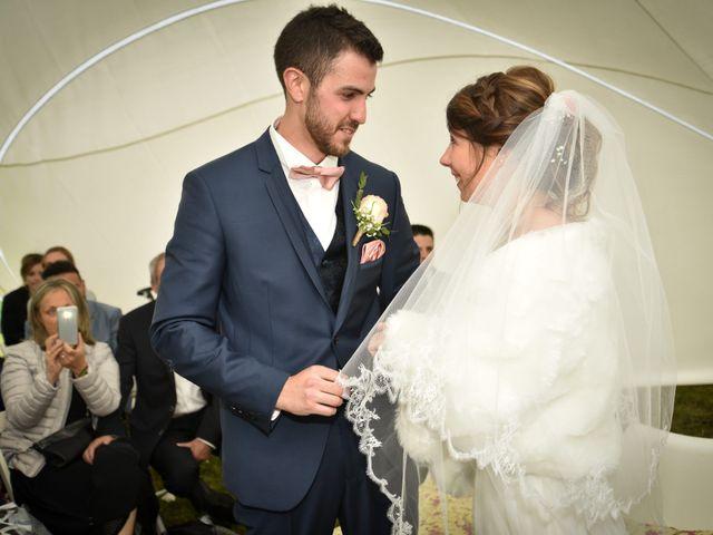 Le mariage de Stéphane et Claudia à Giroussens, Tarn 44