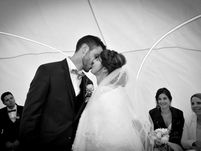 Le mariage de Stéphane et Claudia à Giroussens, Tarn 46