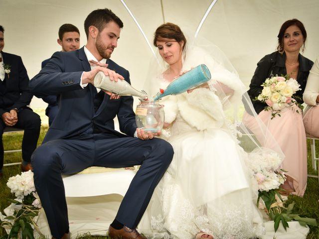 Le mariage de Stéphane et Claudia à Giroussens, Tarn 47