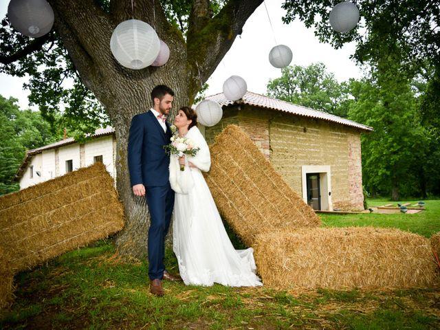 Le mariage de Stéphane et Claudia à Giroussens, Tarn 48