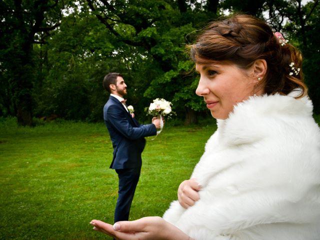 Le mariage de Stéphane et Claudia à Giroussens, Tarn 57