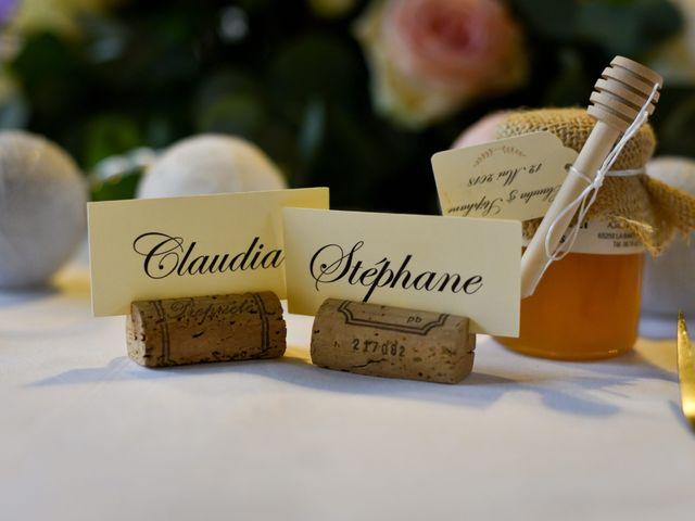 Le mariage de Stéphane et Claudia à Giroussens, Tarn 66