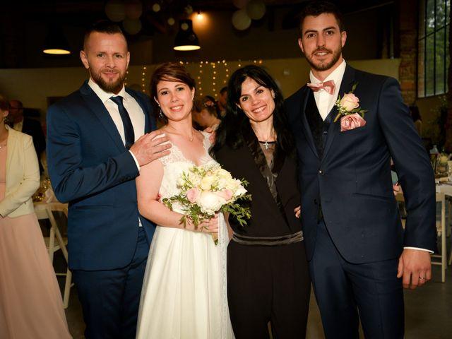 Le mariage de Stéphane et Claudia à Giroussens, Tarn 74