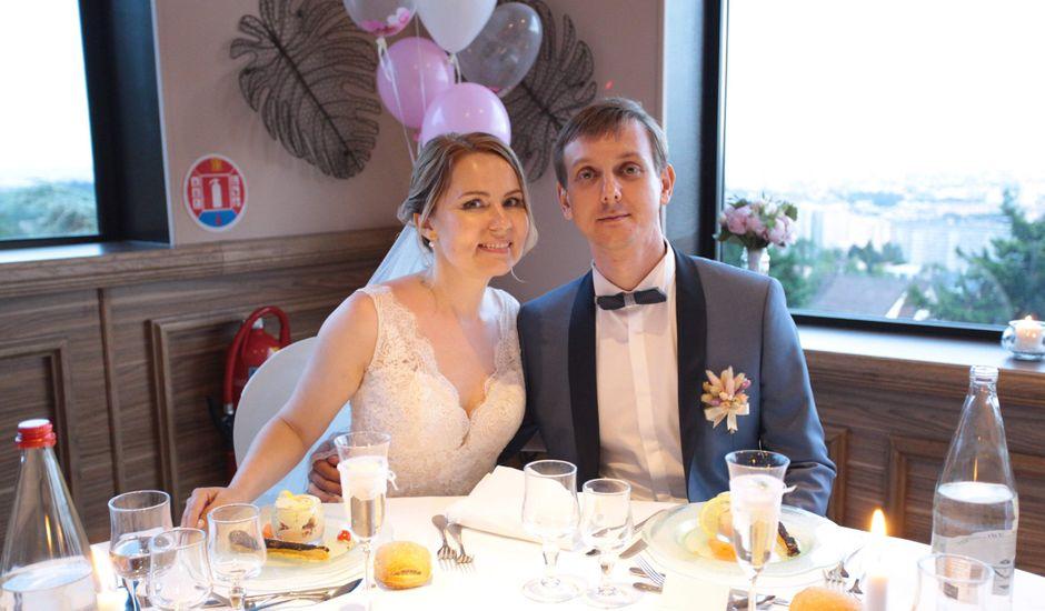 Le mariage de Anna et Serge à Cachan, Val-de-Marne