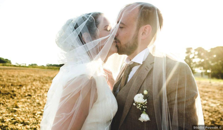 Le mariage de Thibaut et Karen à Forêt-la-Folie, Eure