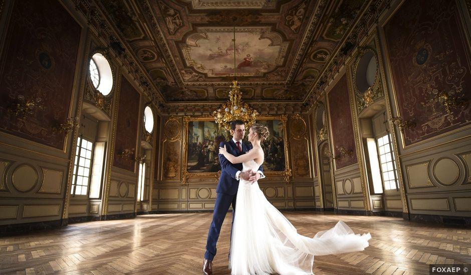 Le mariage de Vincent et Laetitia à Chevigny-Saint-Sauveur, Côte d'Or