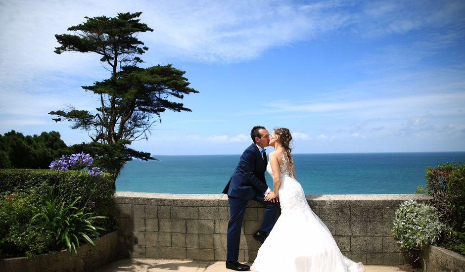 Le mariage de Alex et Charlène à Saint-Pierre-Langers, Manche