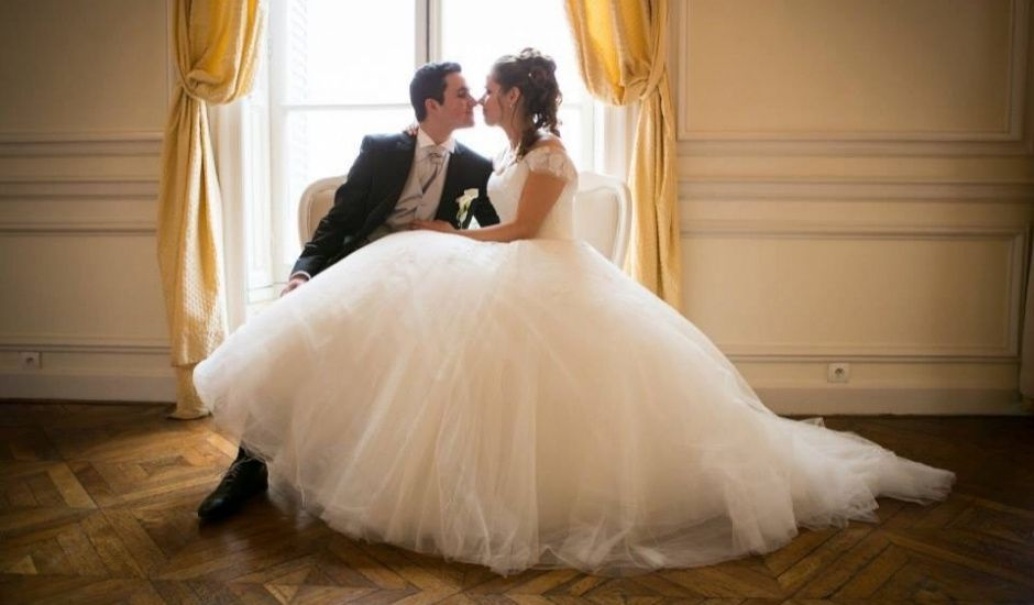Le mariage de Michael et Jessica à Brunoy, Essonne