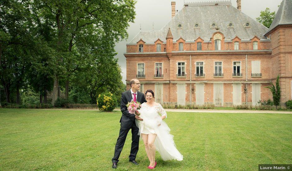 Le mariage de Patrice et Mélanie à Aucamville, Tarn-et-Garonne