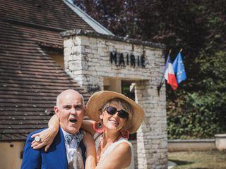 Le mariage de Christel et Gérard 3