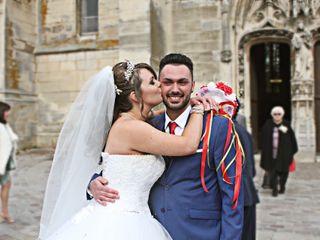Le mariage de Charlène  et Florian