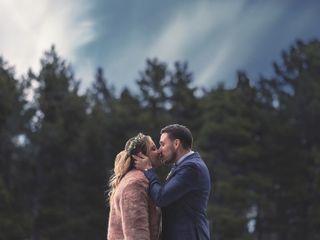 Le mariage de Pauline et Johann