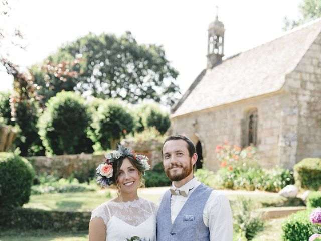 Le mariage de Quentin et Alice à Le Relecq-Kerhuon, Finistère 16