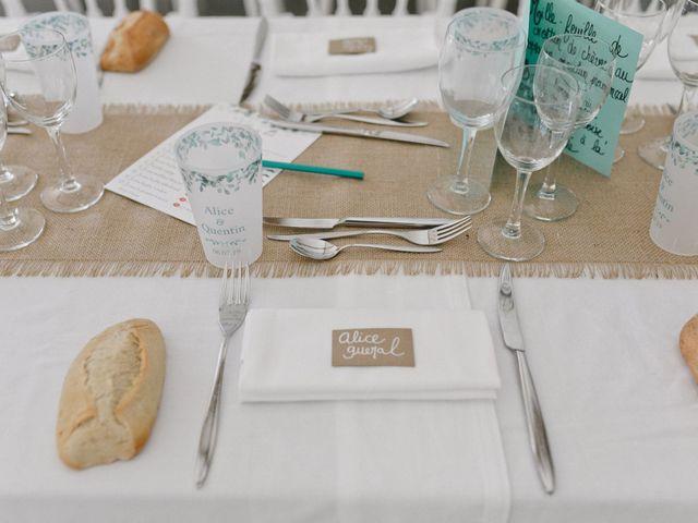 Le mariage de Quentin et Alice à Le Relecq-Kerhuon, Finistère 24